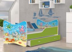 Kevin gyerekágy ágyneműtartóval 4.Kép