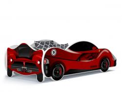 Kimi Autós Gyerekágy 6.Kép