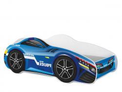 Kimi Mini Autós Gyerekágy 5.Kép