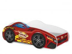 Kimi Mini Autós Gyerekágy 2.Kép
