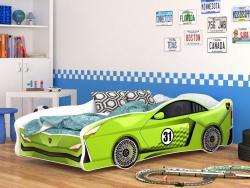 Race Autós Gyerekágy 3.Kép