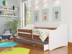 Sweety leesésgátlós gyerekágy ágyneműtartóval 2.Kép