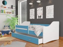 Sweety leesésgátlós gyerekágy ágyneműtartóval 3.Kép