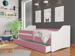 Sweety leesésgátlós gyerekágy ágyneműtartóval 4.Kép