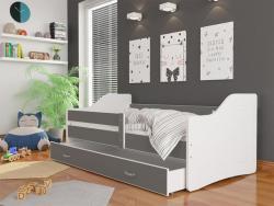 Sweety leesésgátlós gyerekágy ágyneműtartóval 5.Kép