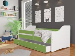 Sweety leesésgátlós gyerekágy ágyneműtartóval 6.Kép