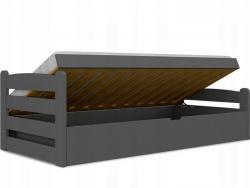 David MDF felfelé nyíló gyerekágy ágyneműtartóval 2.Kép
