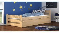 David Fa felfelé nyíló gyerekágy ágyneműtartóval 2.Kép