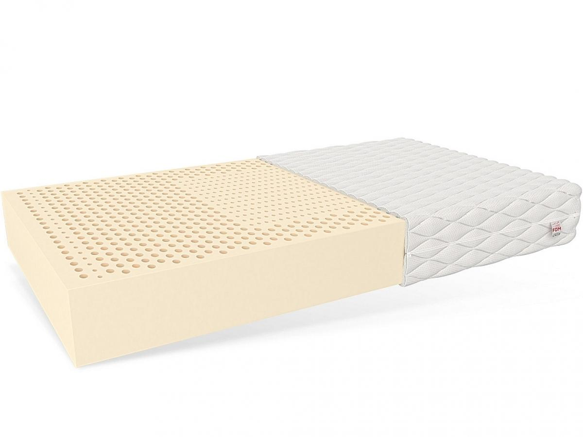 Udine 9 cm vastag zónázott latex gyerekmatrac