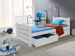 ROMA tömör fa gyerekágy ágyneműtartóval 2.Kép