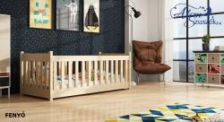 CONCEPT tömör fa átalakítható gyerekágy matraccal 4.Kép