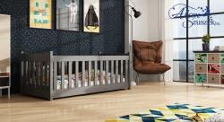 CONCEPT tömör fa átalakítható gyerekágy matraccal 5.Kép