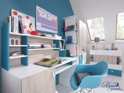 PLANET gyerekbútorcsalád 4.Kép