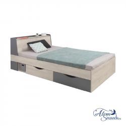 DELTA gyerekágy ágyneműtartóval 2.Kép