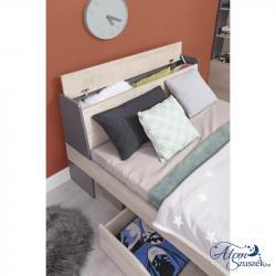 DELTA gyerekágy ágyneműtartóval 5.Kép