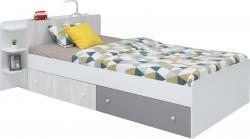 COMO gyerekágy ágyneműtartóval 2.Kép